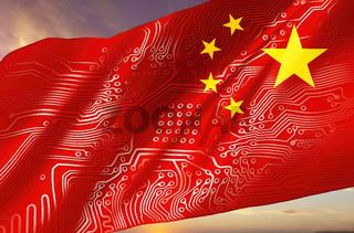 Digitale Führungsmacht China