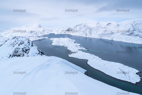 Hasfjord, Soeroeya, Finnmark