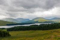 Loch Tulla Landscape