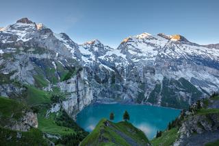 Oeschinensee – Bergsee für Geniesser