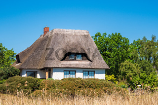 Haus auf dem Fischland-Darß in Wieck
