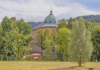 Tuttlingen, Blick vom Donaupark