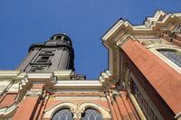 Hamburg - Der 'Michel', Hauptkirche Sankt Michaelis, Deutschland