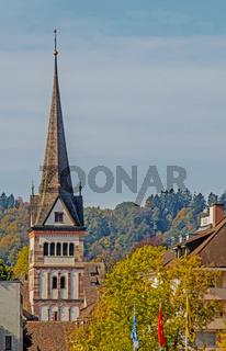 Münster Allerheiligen Schaffhausen, Schweiz