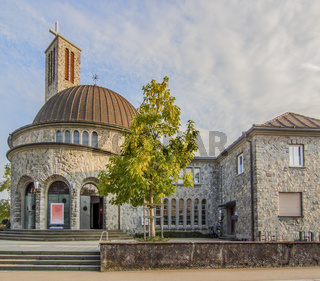 Theresienkirche Rheineck, Schweiz