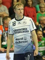 Magnus Jondal (SG Flensburg-Handewitt)  Liqui Moly HBL, Handball-Bundesliga Saison 2019-20
