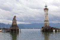 Leuchtturm 002. Lindau