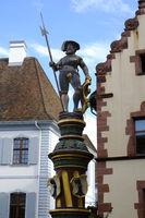 Sevogelbrunnen, Basel