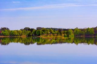 Shore of the lake