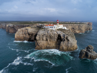 Lighthouse of Cabo Sao Vicente