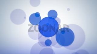 Circles pattern, abstract background