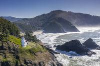 Generic Oregon Coastline