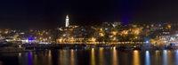Novi Vinodolski Night Panorama