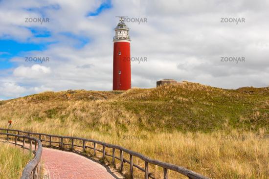 Leuchtturm Texel