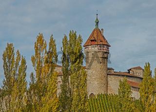 Festung Munot Schaffhausen, Schweiz