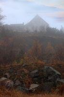 Fog in Szklarska Poreba