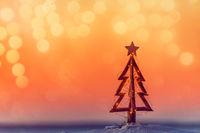 A Christmas by the beach