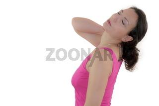 Nackenverspannung