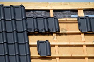 Dach decken