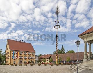 Rathaus Weiler i. Allgäu