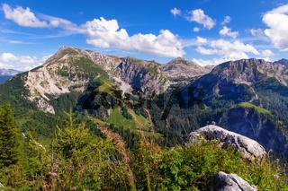 Wunderschöne Bergwelt