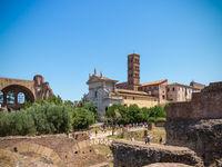 Basilica di Santa Francesca Romana; Rome