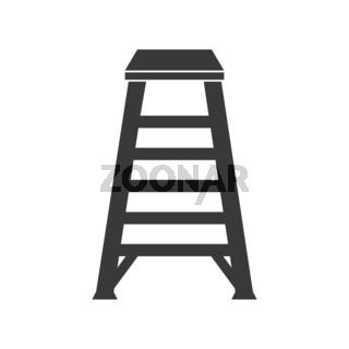 Ladder Icon Vector