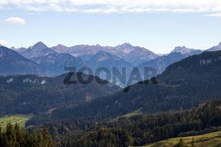 Bayrische Landschaft 033. Deutschland