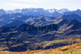 Bayrische Landschaft 020. Deutschland