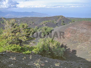 around Mount Etna