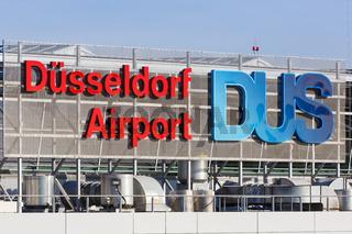 Dusseldorf Airport DUS Logo