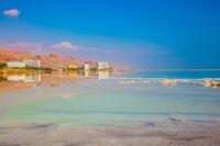 The Dead Sea resort