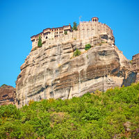 Monastery of Varlaam - Greek landmark
