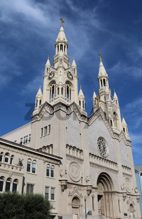 San Fransisco, Katholische Sankt Peter und Paul Kirche