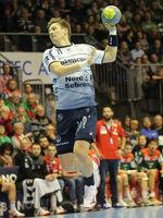 Lasse Svan (SG Flensburg-Handewitt) Liqui Moly HBL, Handball-Bundesliga Saison 2019-20
