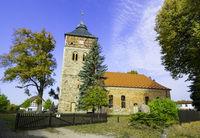 Immanuelkirche Gro§ Schoenebeck, Schorfheide, Brandenburg, Deutschland