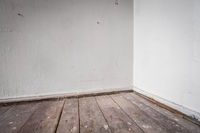 old wooden floor closeup -  renovation concept background