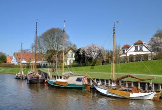 Carolinensiel in Ostfriesland,Nordsee,Niedersachsen,Deutschland