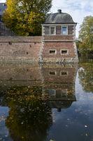 Pavillon am Barockschloss Ahaus