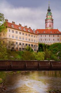 Bridge over the Vltava
