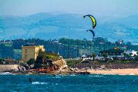 Camel Beach, Santander, Cantabria, Spain