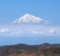Ararat Mountain in Armenia