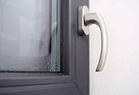 Winter window condensation