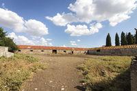 Alter Bauernhof in Griechenland