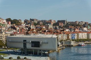 Centro Botin or Botin Center was designed by Italian architect Renzo Piano and it is cultural facility building located in Santander, Spain