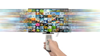 Smart TV and internet streaming multimedia