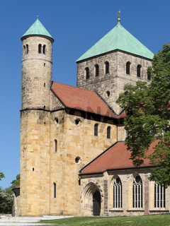 Hildesheim - Kirche St. Michaelis, Deutschland