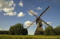 The Noordeveldse windmill