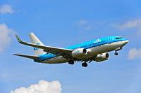 KLM Royal Dutch Airlines Boeing 737-700,  Niederlande