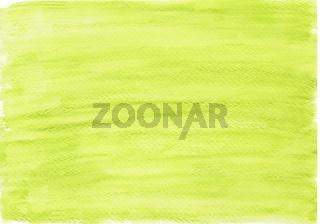 Aquarell Hintergrund in Grün